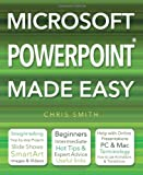 Microsoft Powerpoint Made Easy (0857755242) by Smith, Chris