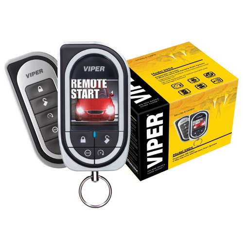 VIPER 5904 2 Way Security And Remote Car Starter, Respnoder HD Color