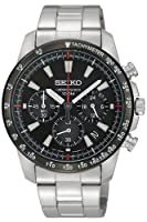 SEIKO watch chronograph SSB031PC Men (parallel Import) by SEIKO