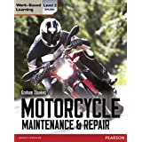 Level 2 Diploma Motorcycle Maintenance & Repair Candidate Handbook (Motor Vehicle Technologies)by Mr Graham Stoakes