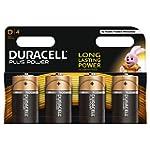 Duracell - Pile Alcaline - Dx4 Plus P...