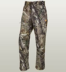 Russell Outdoors Men's Apx L3 Thunder Scent-Stop Fleece Pant, RealTree Ap, XXX-Large
