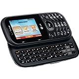 New Black Verizon Lg Vn251s Cosmos 3 Slider Verizon Phone
