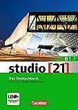 img - for studio [21] - Grundstufe B1: Teilband 01. Das Deutschbuch (Kurs- und     bungsbuch mit DVD-ROM): DVD: E-Book mit Audio, interaktiven     bungen, Videoclips by Hermann Funk (2015-06-09) book / textbook / text book