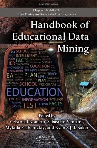 Handbook of Educational Data Mining