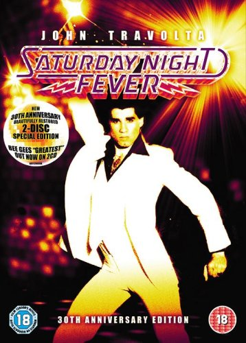 Saturday Night Fever (30th Anniversary 2 Disc Special Edition) [1977] [DVD]