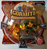 Gormiti Series 1 Action Figure 2-Pack Gravitus the Strong and Florus the Poisoner (Random Colors)