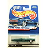 Hot Wheels - 1998 First Editions - 1963 T-Bird - Ford - #9 Of 40 Cars - Die Cast - Collector #644 -