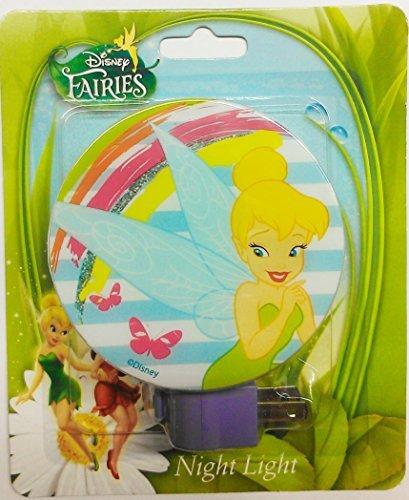 Disney Fairies Night Light (Tinkerbell and Butterflies) - 1