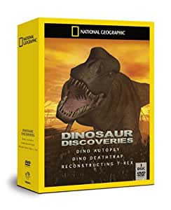 National Geographic: Dinosaur Discoveries [DVD]