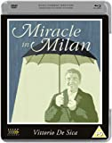Miracle in Milan (+II Tetto) [Dual Format Edition] [Blu-ray] [1951]