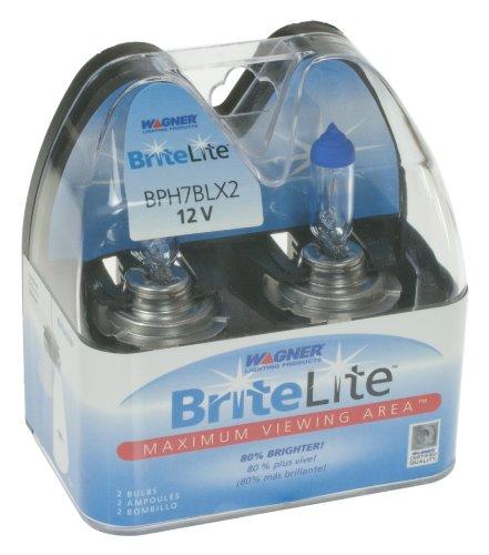 Wagner H7 Britelite Headlight Bulbs, Pack Of 2