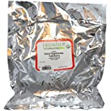 Frontier Bulk Peppercorns Black Whole, Tellicherry ORGANIC, 1 lb.
