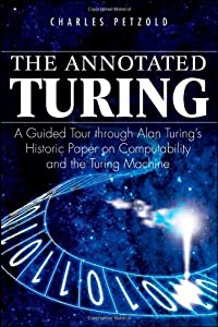 "Cover of ""The Annotated Turing: A Guided ..."