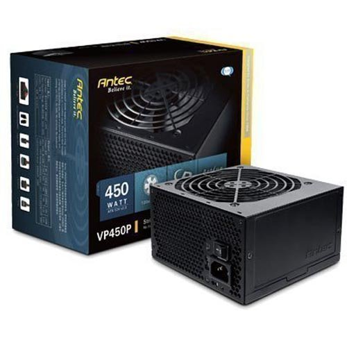 Antec 安钛克 VP450P 额定450W 电源