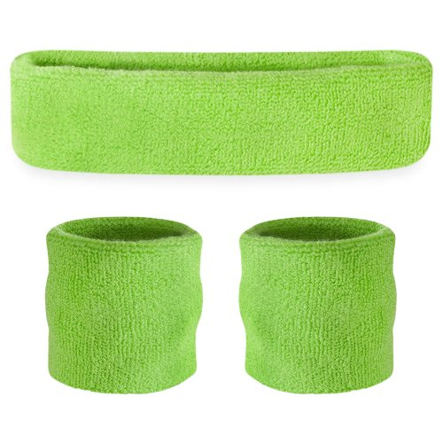 Suddora Sweatband Set - (1 Headband and