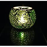 Home Decorations Tea Light Candle Holder Glass