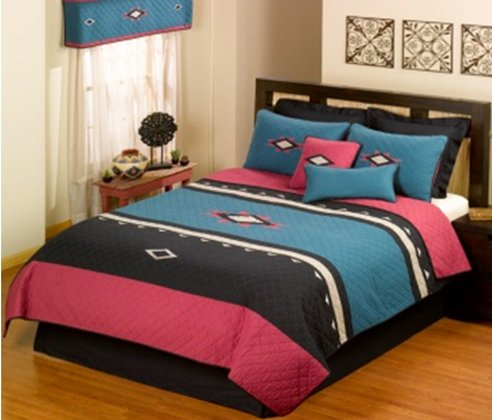 One Direction Bed Comforter front-870623