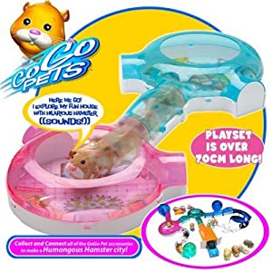 Zhu Zhu Pets Add On Ramp and Slide