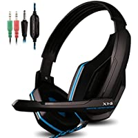 Gaming Headset For PS4 PC IPhone Smart Phone Laptop Tablet IPad IPod Mobilephones MP3 MP4,X1-S 4 Pin 3.5mm Jack...