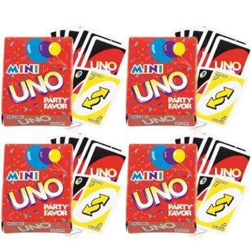 Uno Mini Games 4ct - 1