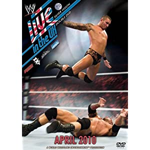 WWE - Live In The UK April 2010 (UK Version)