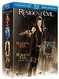 echange, troc Resident Evil : La tetralogie [Blu-ray]