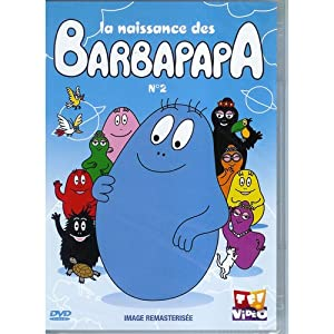 Barbapapa, vol. 2 : la naissance des Barbapapa