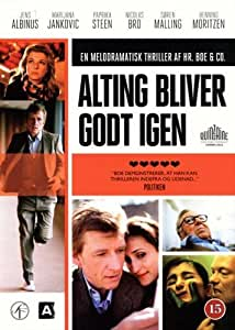 Alting bliver godt igen (Everything Will be Fine) (2010) (Region 2) (Origine Scadinavian) (Sans sous-titres français) (Sans Langue Francaise)