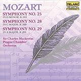 Mozart: Symphonies No. 25, No. 28 & No. 29