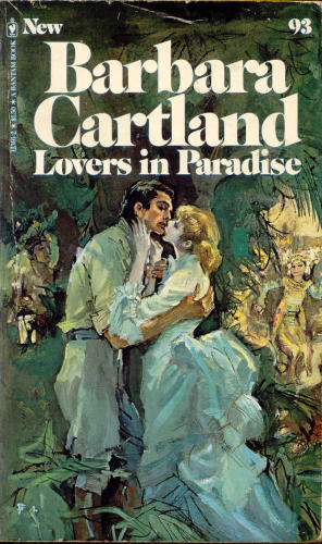 Lovers In Paradise Barbara Cartland