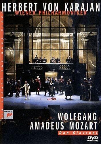 Mozart: Don Giovanni [DVD] [2000]