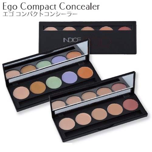 Indice Makeup エゴ コンパクトコンシーラー Ego Compact Concealer