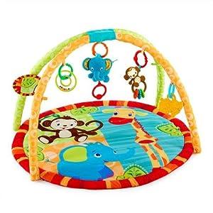 Alfombra de actividades Jammin'Jungle Activity Gym de BabyCenter