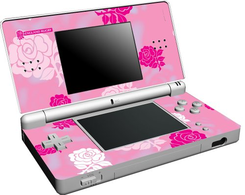 Wrapstar RFU Pink Rose Graphic Skin (Nintendo DS)