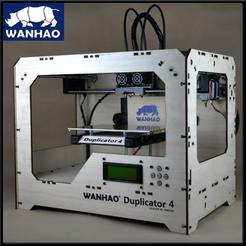 3D Printer - Wanhao Duplicator 4 - Dual Extruder - 2013 - Original Casing