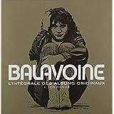 Int�grale Des Albums Originaux (Coffret 9 CD - 25�me anniversaire)par Daniel Balavoine
