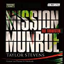 Mission Munroe: Die Touristin Audiobook by Taylor Stevens Narrated by Thomas M. Meinhardt