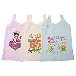 Gumber Baby Girls Soft Cotton Top