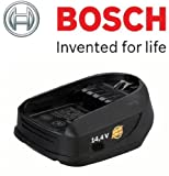 Bosch Genuine 14.4V-Li, 1.3Ah Battery (To Fit: Bosch ART 23-Li Lawn Trimmer & Bosch PSR 14.4 Li-2 Drill) (Pt No 2607336037) c/w STANLEY KeyTape & Cadbury Chocolate Bar