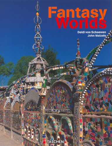 Fantasy Worlds (English, German and French Edition)