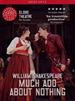 Shakespeare: Much Ado About Nothing (Eve Best/ Joe Caffrey/ Philip Cumbus) [Globe on Screen] [DVD] [2012] [NTSC]