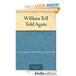 Logo for William Tell Told Again