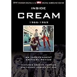 Inside Cream 1966-1969