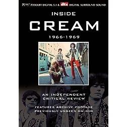 Inside Cream 1966-1969