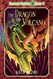 img - for Dragon Keepers #4: The Dragon in the Volcano book / textbook / text book