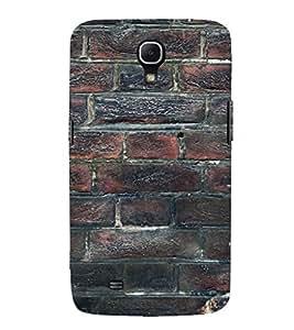 EPICCASE Metal wall case Mobile Back Case Cover For Samsung Galaxy Mega 6.3 I 9200 (Designer Case)
