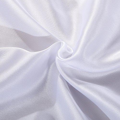 Orose 19mm Luxury 100% Pure Mulberry Silk Pillowcase, Good
