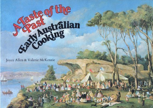A taste of the past: Early Australian cooking (Australian Pie compare prices)