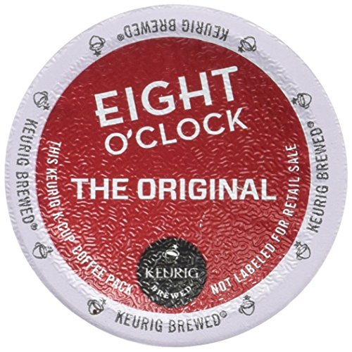 Eight O'Clock Original Medium Roast 18 Count K-Cups (K Cup Coffee Medium Roast compare prices)